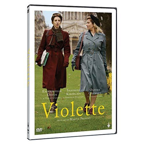 Violette - [ Simone de Beauvoir ] ( Violette ) Martin Provost