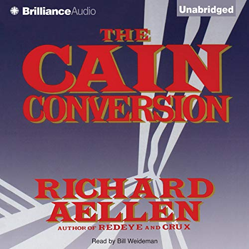 The Cain Conversion audiobook cover art