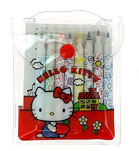 Hello Kitty Vintage Mini Rotuladores