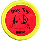 KARLIE Frisbee NYLON für Hunde Größe 24cm
