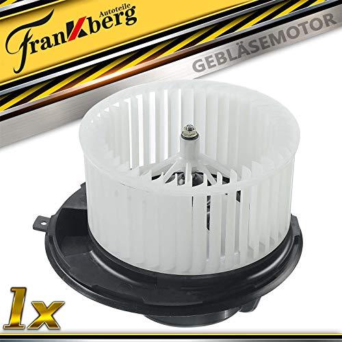 Motor del ventilador del calentador del ventilador interior para A3 Leon Golf Passat Superb 2003-2019 1K1819015