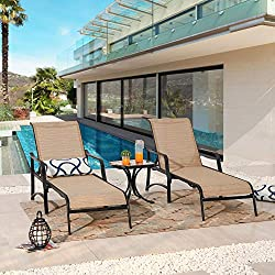 Image of PatioFestival Patio Chaise...: Bestviewsreviews