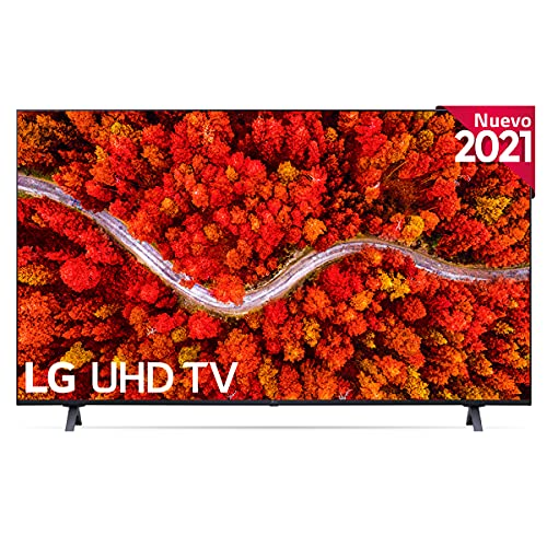 LG 4K UHD 80006LA 60 pulgadas
