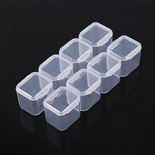 Nobranded Boîte de Tablette Boîte de Rangement pour médicaments Boîte de Rangement pour médicaments en Plastique Transpare...