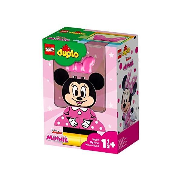 LEGO DUPLO Disney - Mi Primer Modelo de Mickey 6
