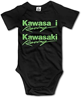 Dezzert030 Baby Strampler Overall Babykleidung Outfits Kawasaki Logo
