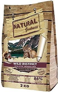 Natural Greatness Pienso seco para Gatos Receta Wild