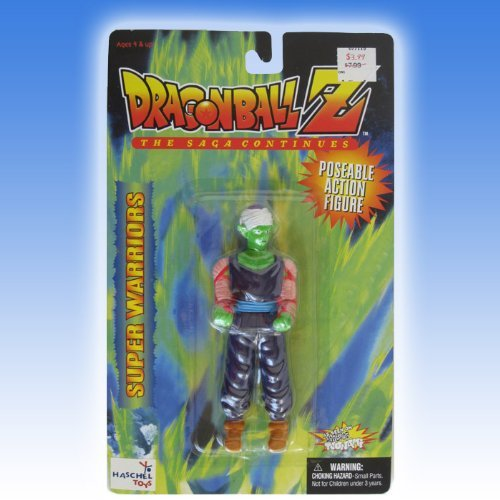 """Dragonball Z 5"""" PICCOLO Action Figure - 1998 - HASCHEL TOYS image"""