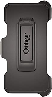 OtterBox Defender Series Holster Belt Clip Replacement for Apple iPhone 6 / iPhone 6S / iPhone 7 / iPhone 7S / iPhone 8 ONLY - Black - Non-Retail Packaging