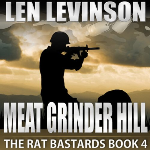 Meat Grinder Hill audiobook cover art