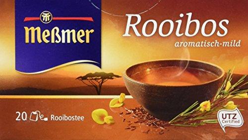 Meßmer Rooibos pur 20 Teebeutel, 40 g