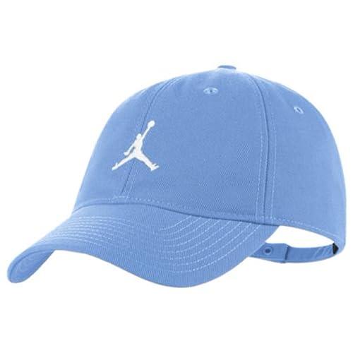 7150ff4c5302d2 NIKE Jordan Jumpman H86 Adjustable Hat - Men s - Light Blue