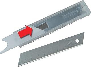 Stanley FatMax 18mm-10 zwarte snijbladen 18mm 10 vellen 2-11-718