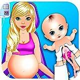 Cuidado del bebé de la mamá y del recién nacido