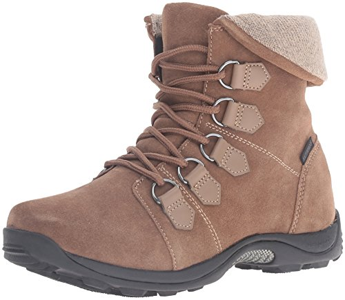 Baffin Women's Verbier Snow Boot, Taupe, 7 M US