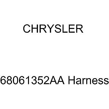 Genuine Chrysler 68002648AA Harness