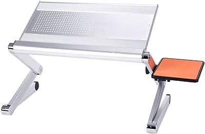 Amazon.com: MDBLYJ - Mesa plegable para ordenador portátil ...