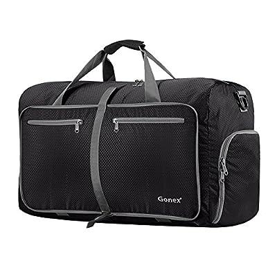 Gonex 60L Packable Duffle Bag