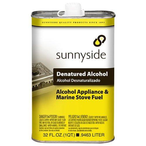 Sunnyside 83432 Denatured Alcohol, Quart