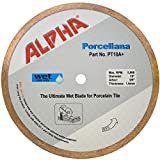 10' Alpha Porcellana Wet Diamond Blade