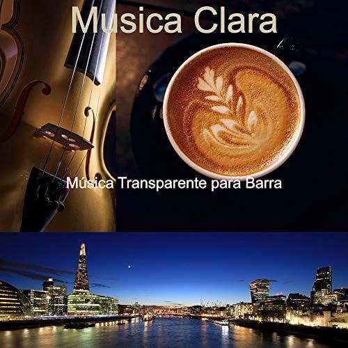 Música Transparente para Barra