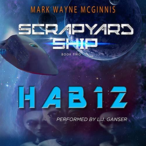 HAB 12 Audiobook By Mark Wayne McGinnis cover art