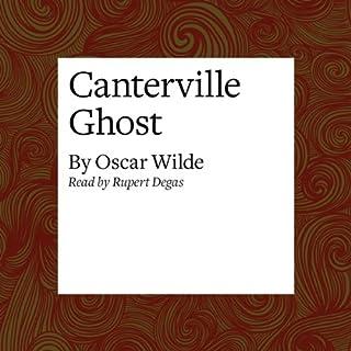Couverture de Canterville Ghost