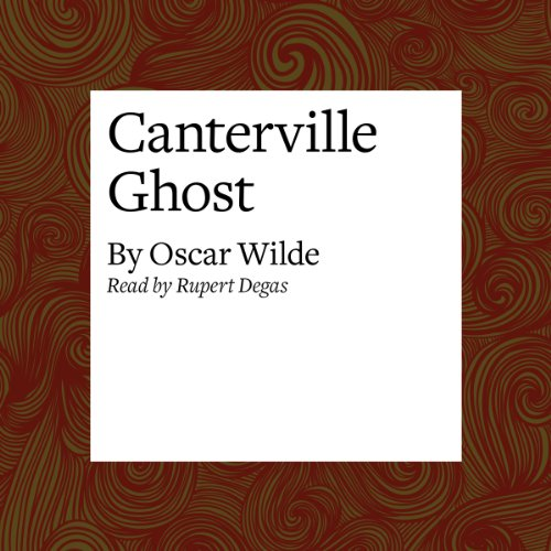 Canterville Ghost audiobook cover art
