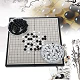 Educational Learning Toys for Kids Gift & Kid Adult Portable Folding Magnetic Go Game Board Set Amusement Intelligence Toy