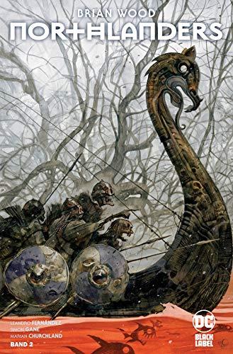 Northlanders Deluxe: Bd. 2: Pest und Feuer