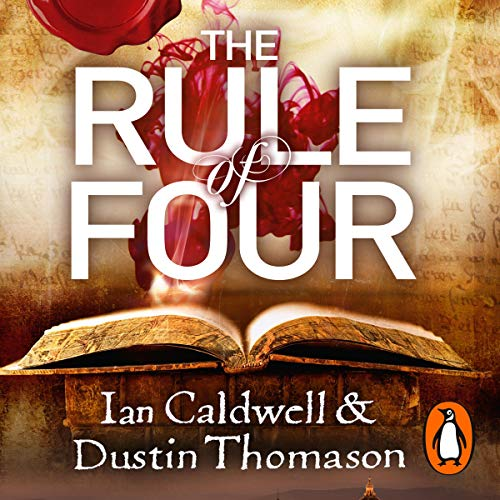 Couverture de The Rule of Four