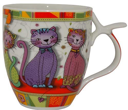 Becher Evi - Teebecher - Kaffeebecher - Katze