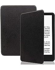 Miimall Kindle Paperwhite (第11世代・2021年11月発売モデル) ケース Kindle Paperwhite 11 カバー スマートOFF/ON マグネット開閉 擦り傷防止 軽量 薄型 防衝撃 PUレザー ビジネス Kindle Paperwhite 2021 ケース