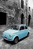 Italy - Italien - FIAT 500 Vintage Fahrzeuge Autos