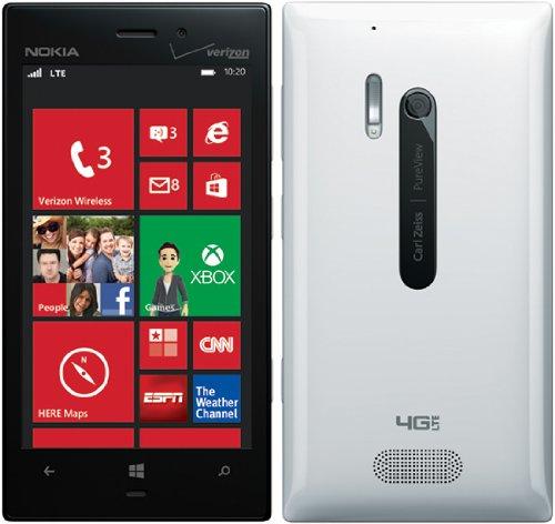 Nokia Lumia 928 32GB Unlocked GSM 4G LTE Windows 8 Smartphone - White