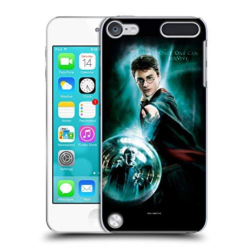 Head Case Designs Ufficiale Harry Potter Stag Patronus Order of The Phoenix I Cover Dura per Parte Posteriore Compatibile con iPod Touch 5G 5th Gen
