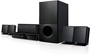 LG Satellite Home Theater System - LHD627