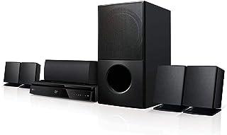 ال جي مسرح منزلي 5.1 قناة مع مشغل ومسجل دي في دي - LHD627
