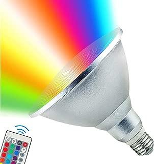color changing flood light