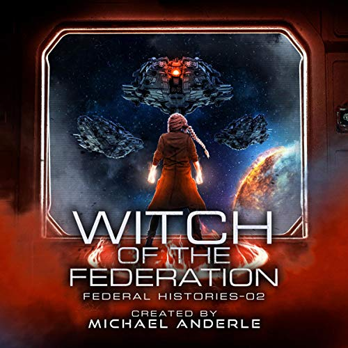 Witch of the Federation II audiobook cover art