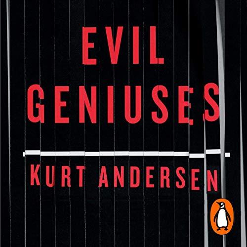 Evil Geniuses audiobook cover art