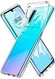 Spigen Liquid Crystal Hülle Kompatibel mit Huawei P30