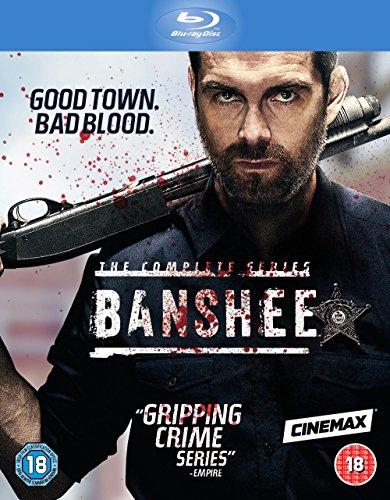 Banshee [Blu-Ray] [Region B] (IMPORT) (Keine deutsche Version)