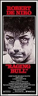 raging bull poster original