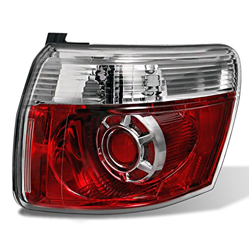 GMC Acadia SUV Outer Piece Red Brake Tail Light Tail Brake Lamp Passenger Right Side RH Replacement
