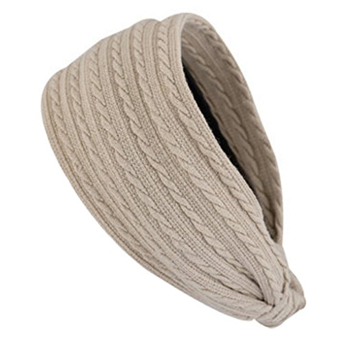 Qualité Bandeau Serre-cheveux Band Accessoires cheveux pour les filles, Kaki