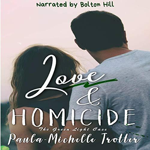 Love & Homicide audiobook cover art