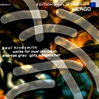Hindemith: Works for 2 Pianos