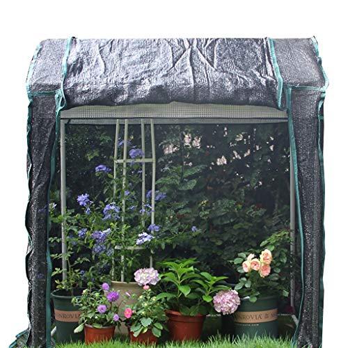 Serres De Jardin: Mini Portable Fleur Jardinière gor Jardin Backyard gor Intérieur Extérieur Herb Flower Garden Balcon Cultivez Maison Portable