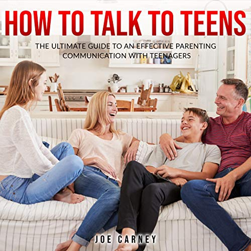 How to Talk to Teens cover art